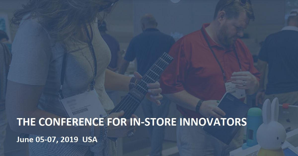 The Conference for In-Store Innovators