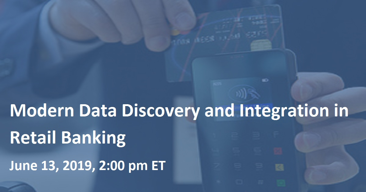 Modern Data Discovery and Integration in Retail Banking