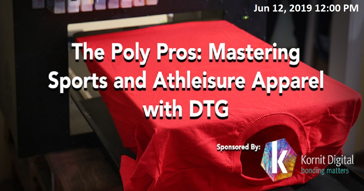 The Poly Pros: Mastering Sports and Athleisure Apparel with DTG
