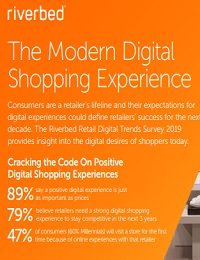 THE MODERN DIGITAL SHOPPING EXPERIENCE