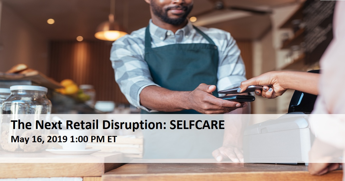 The Next Retail Disruption: SELFCARE