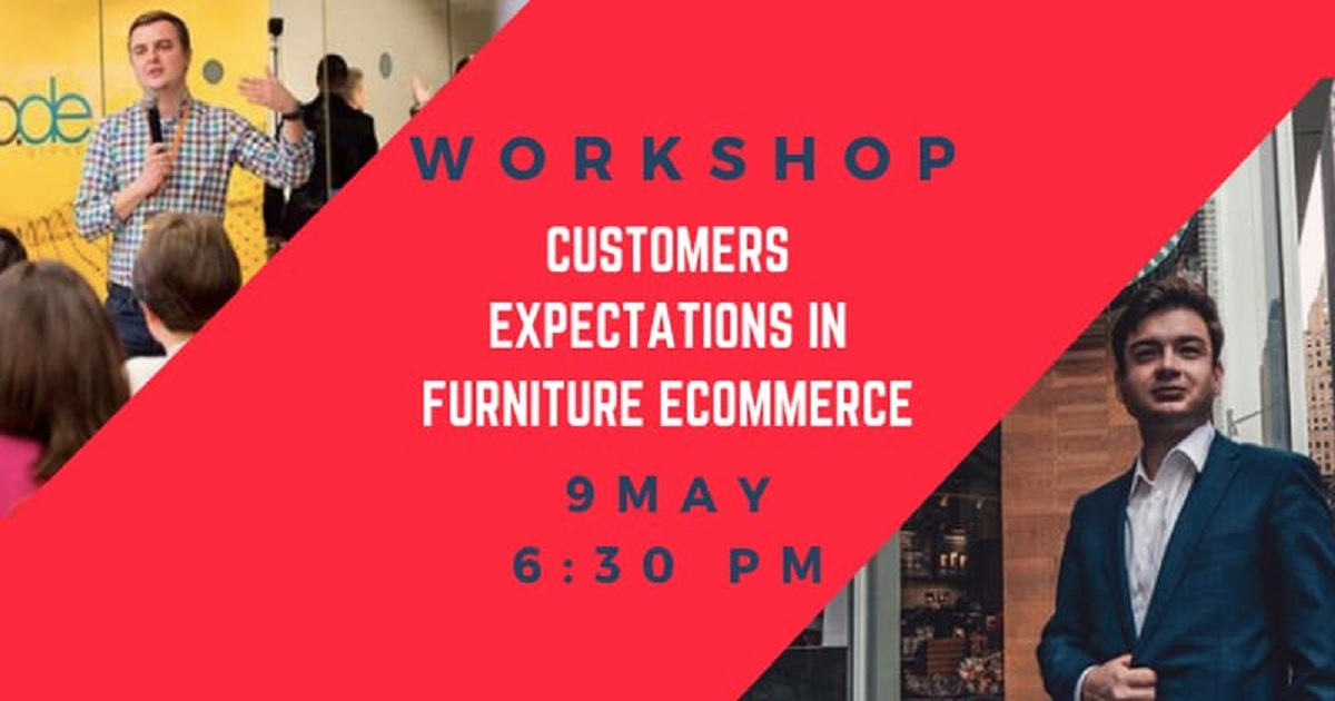 Customers expectations in furniture e-commerce
