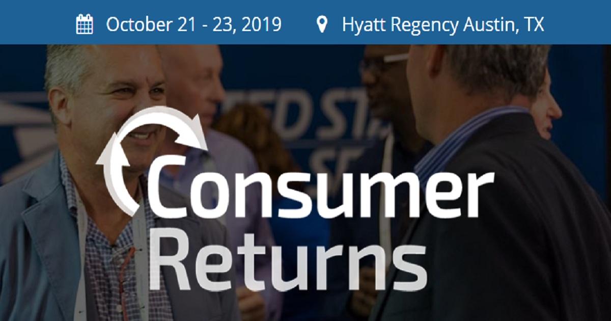 Consumer Returns Management 2019