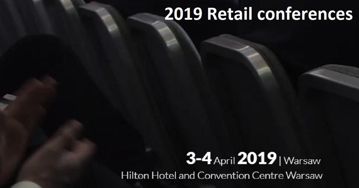 2019 Retail conferences