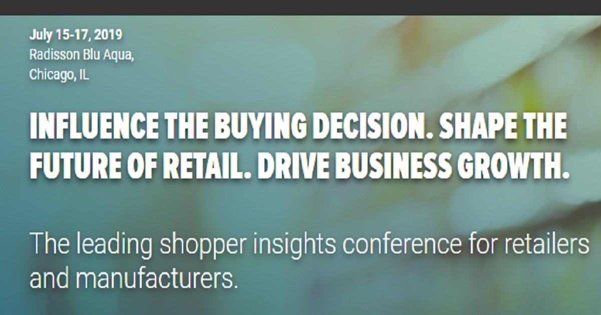 Influence the buying decision. shape the future of retail. drive business growth