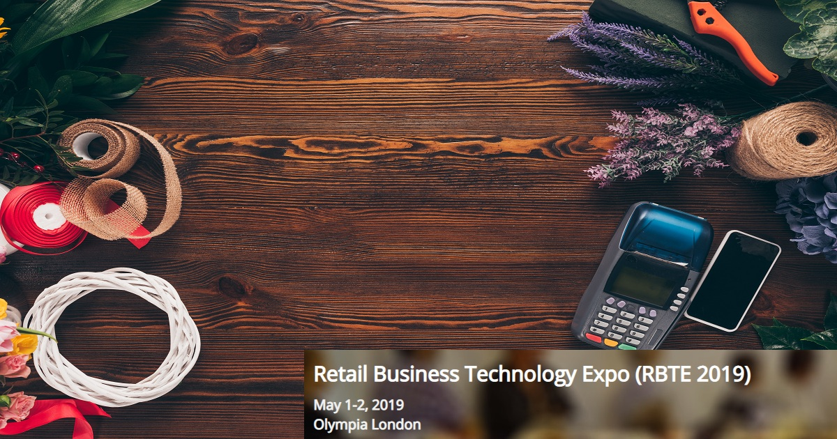 Retail Business Technology Expo (RBTE 2019)