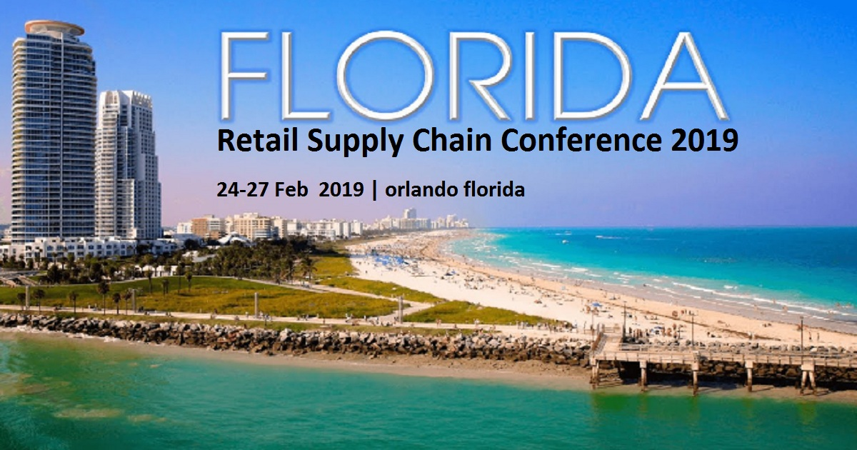 Retail Supply Chain Conference 2019