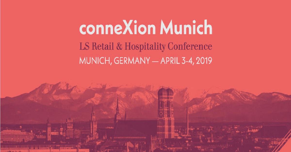conneXion 2019 Munich