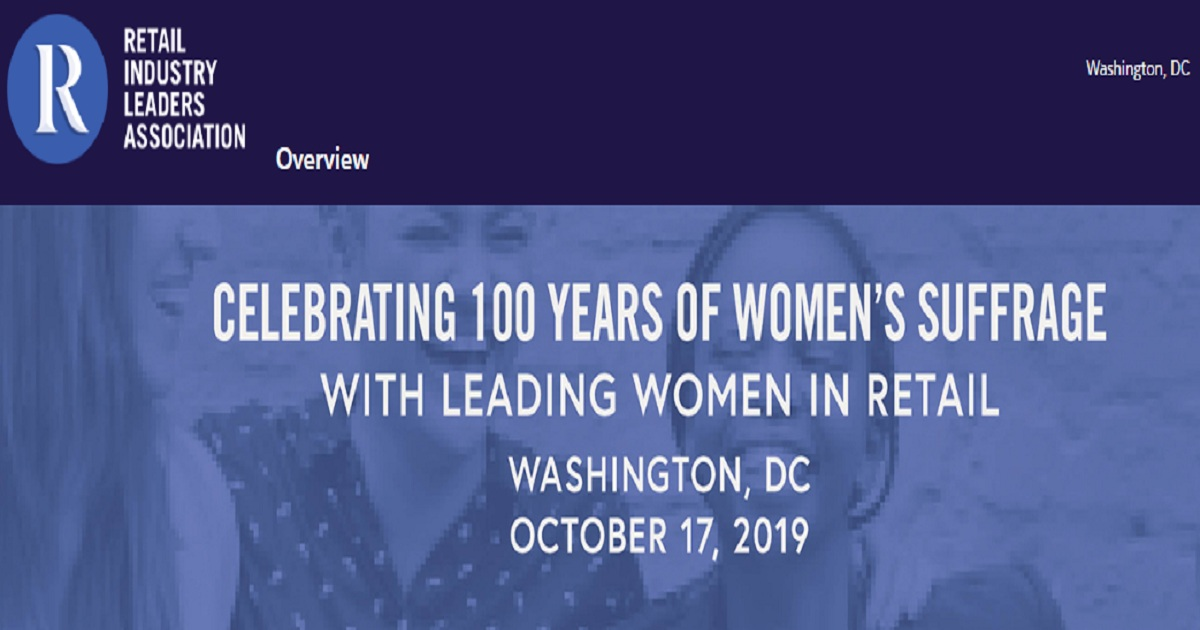 Celebrating 100 years of women's suffrage with leading women in retail