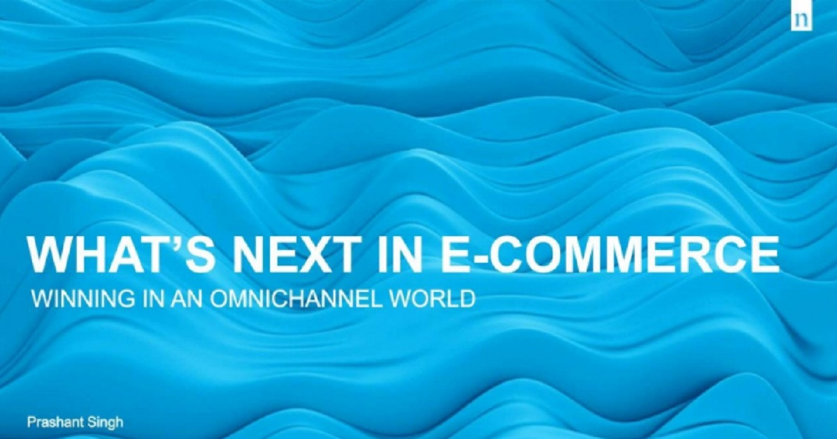 Webinar: what's next in e-commerce
