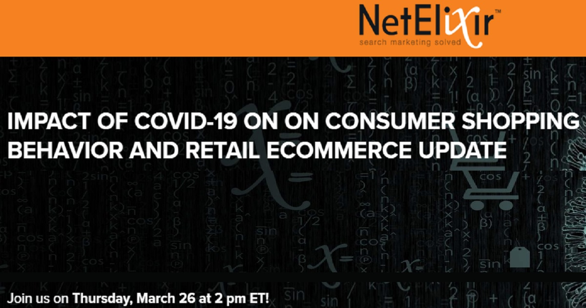 Impact of covid-19 on on consumer shopping behavior and retail ecommerce update