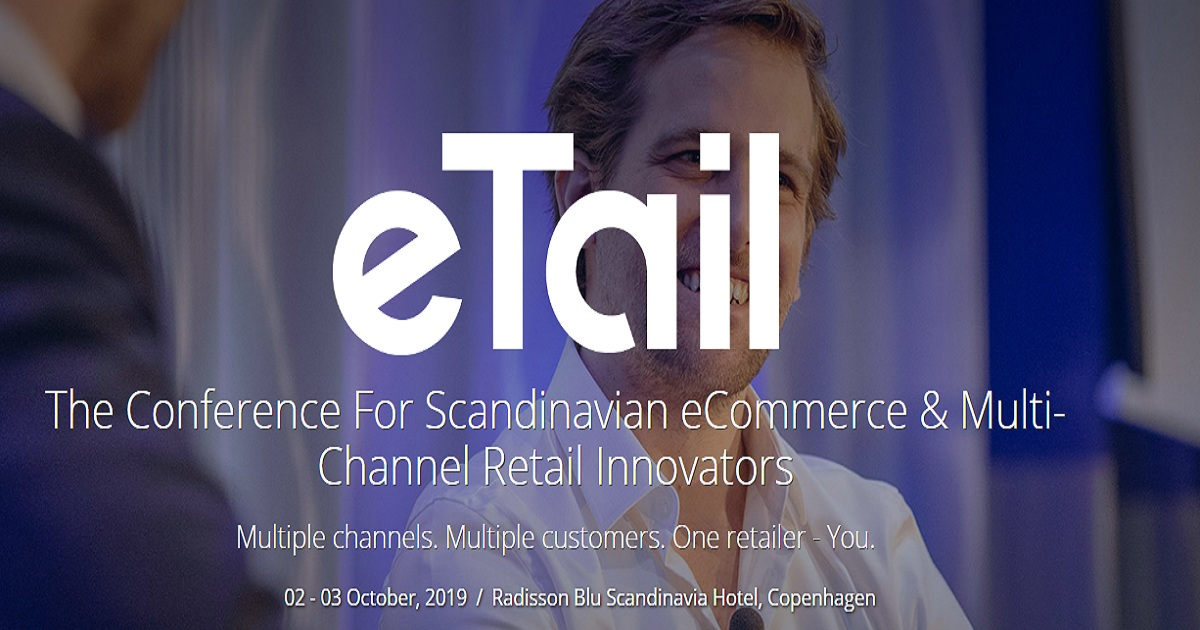 The Conference For Scandinavian eCommerce & Multi-Channel Retail Innovators