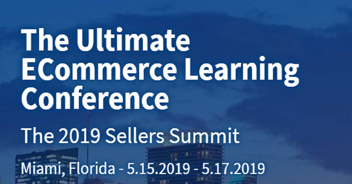 The Ultimate ECommerce Learning Conference