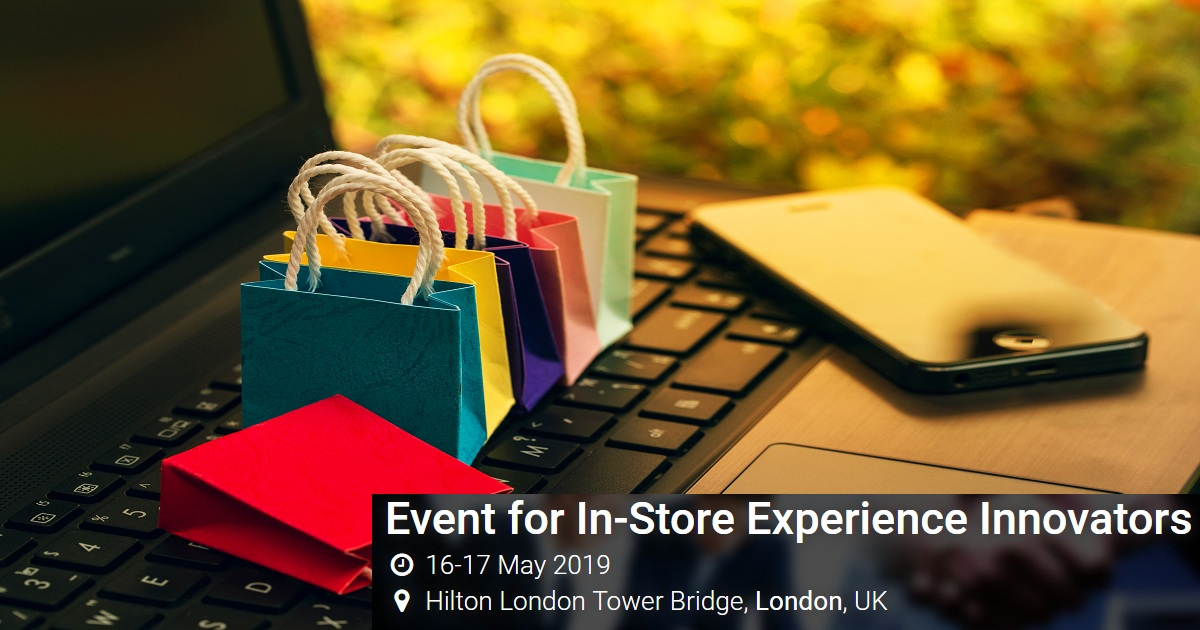 Event for In-Store Experience Innovators