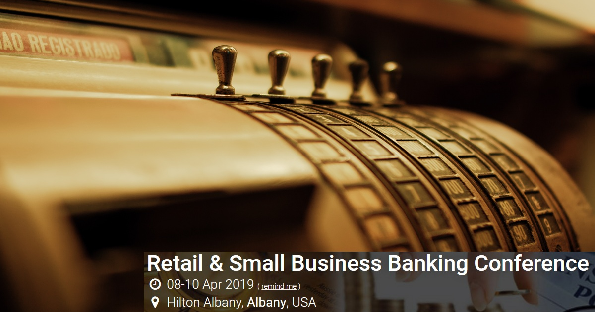 Retail & Small Business Banking Conference