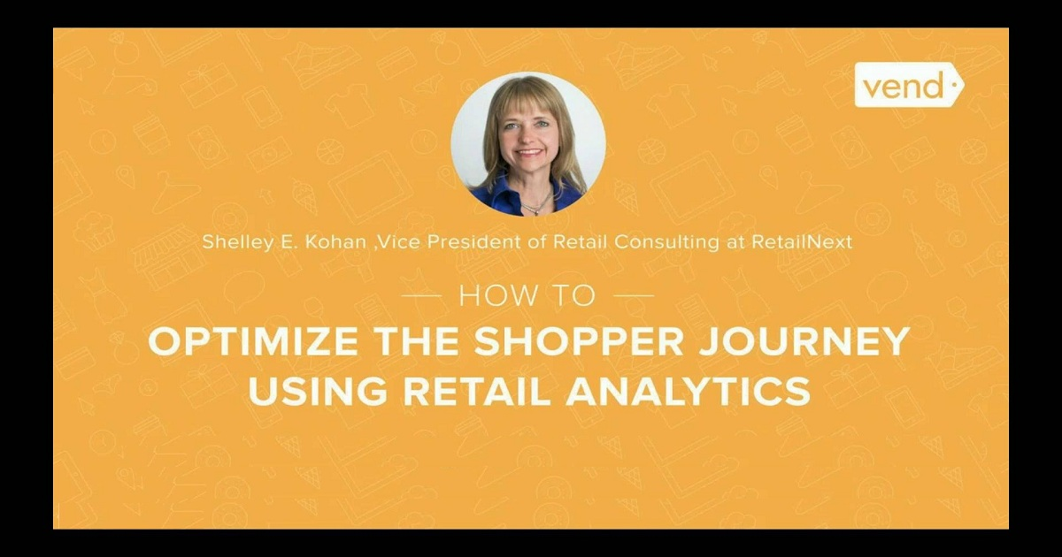 How to optimize the shopper journey using retail analytics
