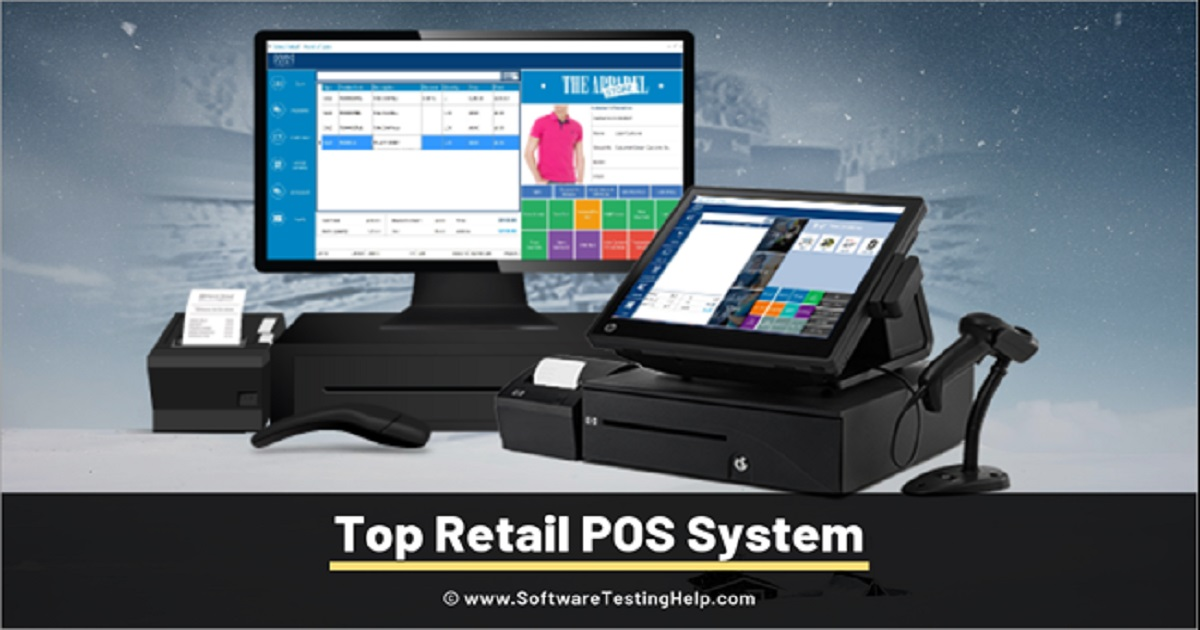 TOP 6 BEST RETAIL POS SYSTEMS FOR 2020